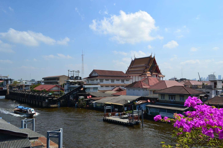 Bangkok Yai Canal